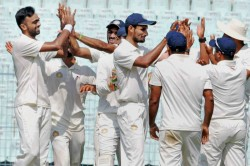 Ranji Trophy Semi Finals Saurashtra Beat Gujarat By 93 Runs Jaydev Unadkat Shines
