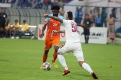 I League From Fan To Fan Favourite Chennai City S Jockson Dhas Is Living The Dream