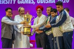 Grand Ceremony Brings Kiug To A Close Panjab University Clinch Championship In Dramatic Fashion