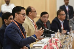 Athletes Returning From High Risk Covid 19 Affected Nations Will Be Quarantined Kiren Rijiju