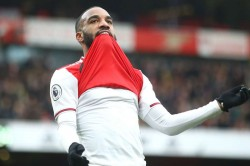 Arsenal West Ham Match Report Premier League Pierre Alexandre Lacazette
