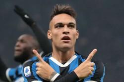Lautaro Martinez Italy Serie A Barcelona Inter Zanetti