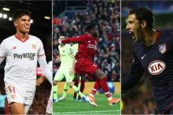 Liverpool Champions League Record V Spanish Teams Atletico Madrid Real Madrid Barcelona