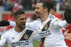 Lletget Wanted To Walk Off The Pitch While Playing With Ibrahimovic At La Galaxy