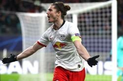 Rb Leipzig 3 0 Tottenham Marcel Sabitzer Seals Last Eight Champions League Spurs