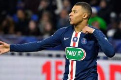 Coupe De France Mbappe Hits Hat Trick As Psg Book Final Spo