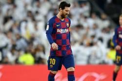 Rumour Has It Lionel Messi Contract Barcelona Neymar Return