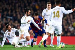 Laliga Suspends Next Two Match Days Real Madrid Coronavirus Quarantine