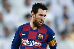 Messi Has Ousted Maradona Argentina Ronaldo Cassano