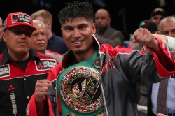 Mikey Garcia Manny Pacquiao Jessie Vargas