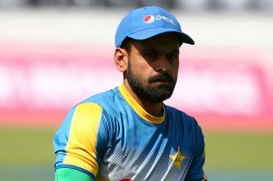 Pakistan All Rounder Hafeez Wants To Play In World T20 Then Quit