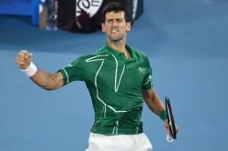 Djokovic Donates 1 Million Euros To Help Serbia Combat Coronavirus
