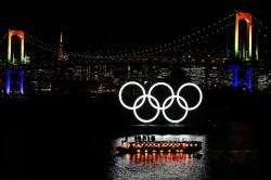 Coronavirus Canada Rule Out Sending Athletes Olympics