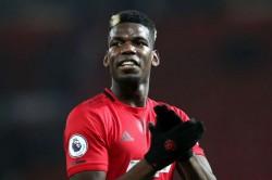 Paul Pogba Manchester United Coronavirus