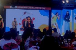 Pv Sindhu Named Bbc Indian Sportswoman Of The Year