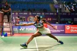 All England Championships World Champion P V Sindhu Reaches Quarterfinals