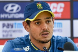 India Vs South Africa 1st Odi Seniors Like Myself Faf Miller Need To Guide Youngsters De Kock