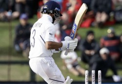 India Vs New Zealand 2nd Test Day Two Match Report