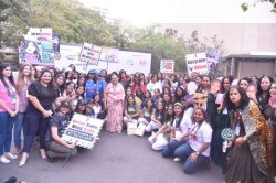 Over 400 Women Take Part In The Jk Tyre Rally On Women S Day