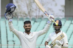 Ranji Trophy Final Pujara Vasavada Wear Down Bengal With Marathon Stand On Day Two