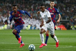 El Clasico Real Madrid Beat Barcelona To Regain Top Spot