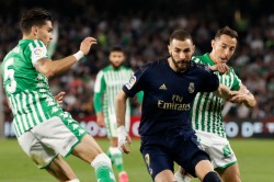 Real Madrid Hand La Liga Top Spot Back To Barcelona