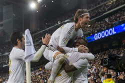 La Liga Review Real Madrid Go On Top After El Clasico Win