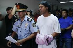 Ronaldinho Defense Appeal Pre Trial Detention In Fake Passport Case