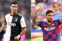 Coronavirus Hleb Jokes Messi Ronaldo Could Play In Belarus