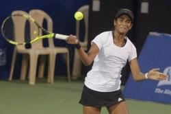 Rutuja Ankita Win As India Beat Uzbekistan In Fed Cup