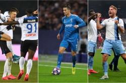 Cristiano Ronaldos Goalss Lazio Run Juventus Inter Atalanta Milan Serie A Stats