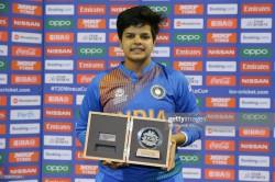 Shafali Has Brought Happiness And Positivity To Team Says Harmanpreet Kaur