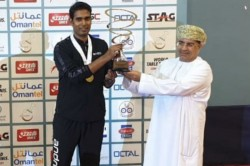 Indian Paddler Sharath Ends Decade Long Drought For Title Clinches Oman Open
