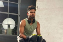 Shreyas Iyer Turns Magician To Drive The Stay At Home Message