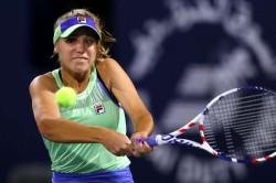 Sofia Kenin Saves Match Point Jacqueline Cristian Lyon Open
