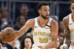 Coronavirus Nba Star Stephen Curry Encourages Social Distancing