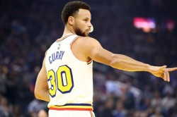 Nba Wrap Warriors Curry Return Clippers