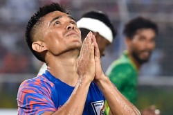 Sunil Chhetri Requests People To Do All They Can To Combat Coronavirus Pandemic