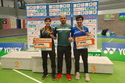 Tasnim Mir Mansi Singh Make India Proud By Clinching Historic Bronze Dutch Junior International