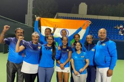 It S Surreal Dream Come True For Fed Cup Team
