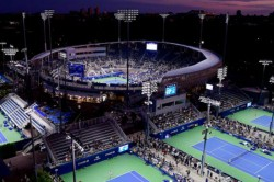 Us Open Venue To Be Converted To A Temporary Hospital