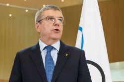 All Options On Table Over New Date For Tokyo Games Thomas Bach