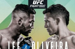 Ufc Fight Night 170 Lee Vs Oliveira Fight Card Timings And Tv Info