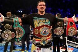 Oleksandr Usyk Heavyweight Bid Against Dereck Chisora