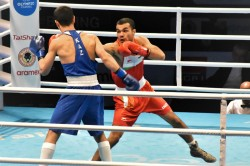 Olympic Bound Vikas Simranjit Enter Final Of Asian Qualifiers Mary Kom Amit End With Bronze