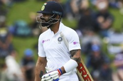 Childhood Coach Sharma Defends Kohli Says He Never Crosses Line
