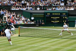 Coronavirus Wimbledon On Aeltc Grand Slam French Open Covid 19 Crisis