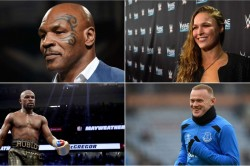 Welcome To Wrestlemania Fury Tyson Rousey And The Sports Stars Who Starred In Wwe