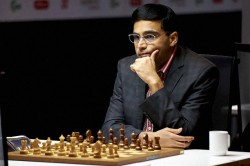 Anand To Lead Indian Challenge In Online Nations Cup Chess Tourney