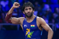 Bajrang Punia Assured Of Seeding At Olympics Placed No 2 In Latest World Rankings